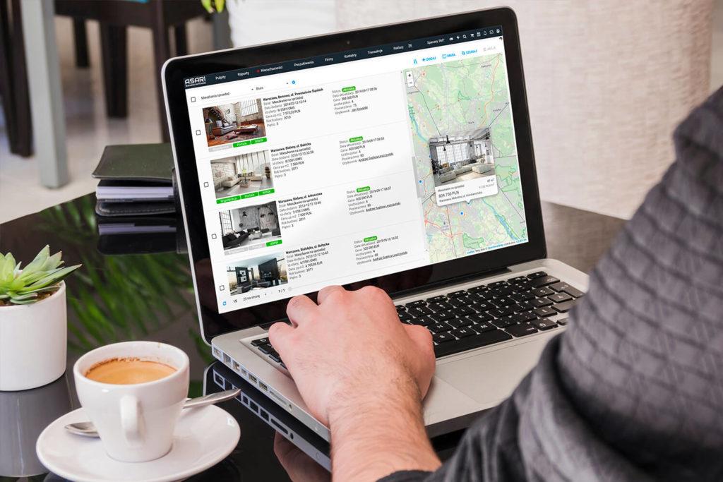 System CRM dla biura nieruchomości